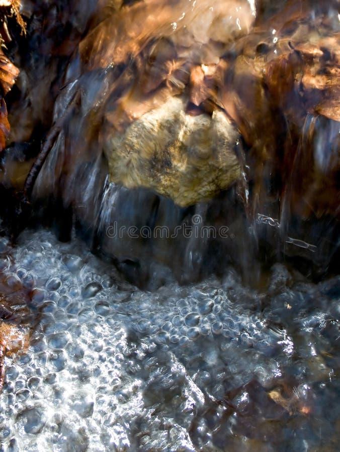 ekologiströmvatten fotografering för bildbyråer