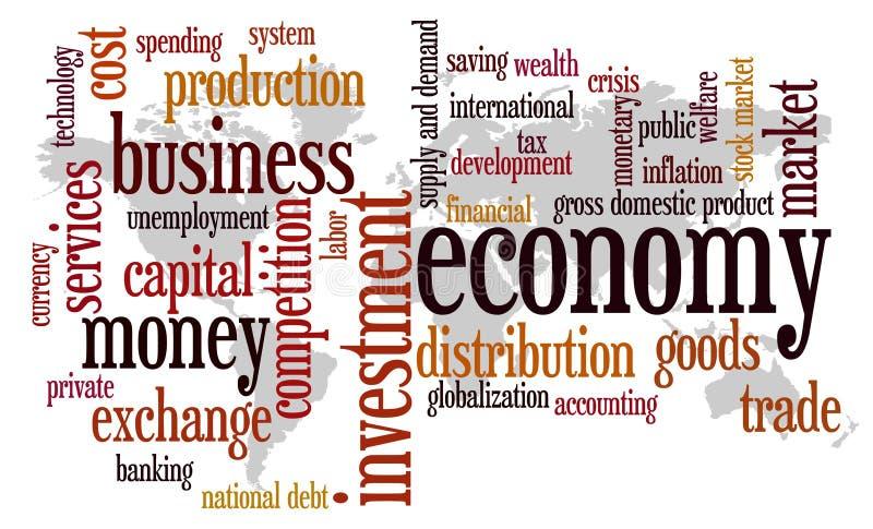 ekonomi stock illustrationer