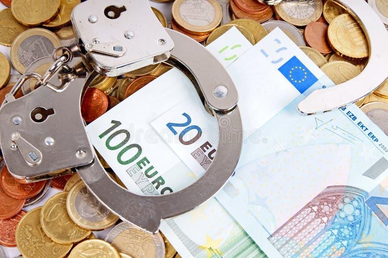ekonomiczny oszustwo zdjęcie royalty free