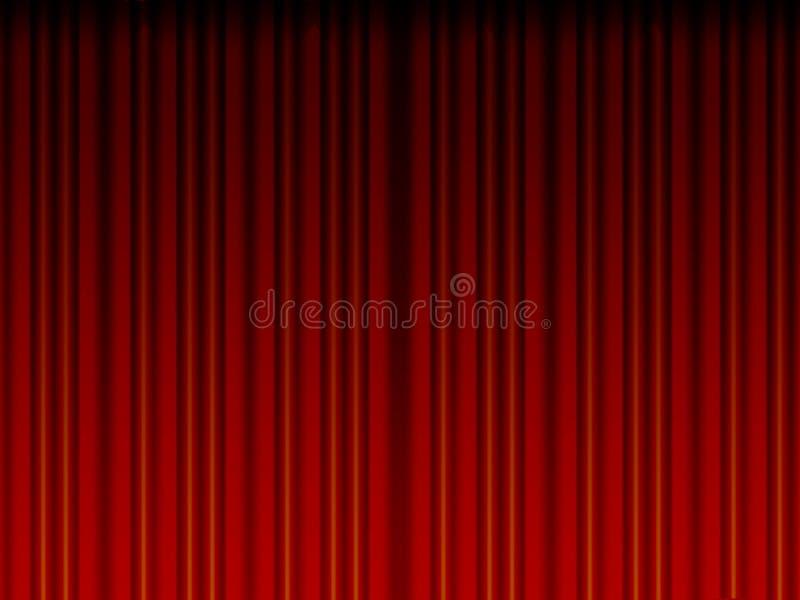 ekran royalty ilustracja