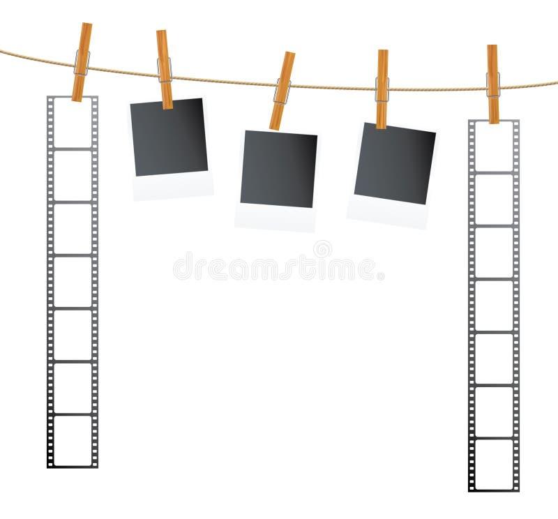 Ekranowa Fotografia Obraz Stock