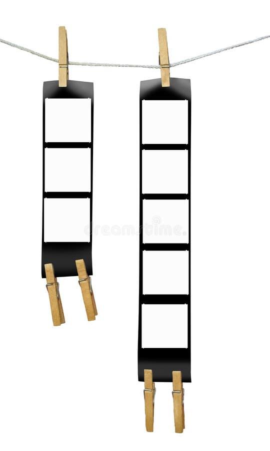 ekranowi paski fotografia stock