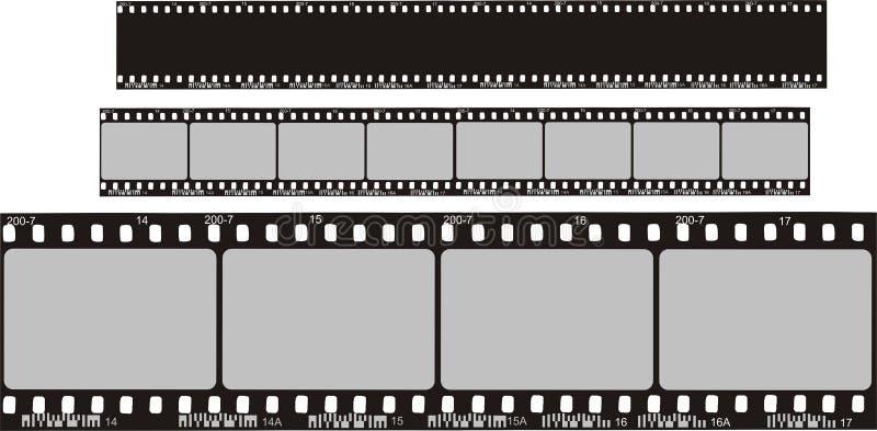 ekranowi paski ilustracji