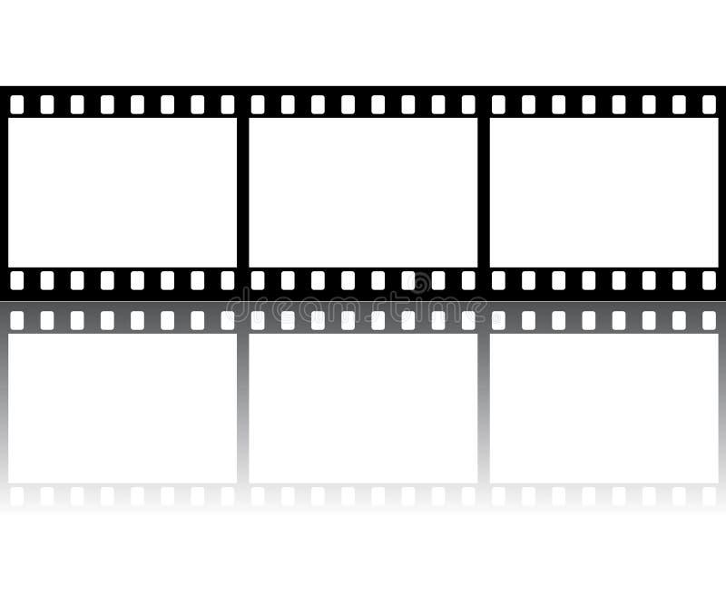 ekranowy pasek ilustracja wektor