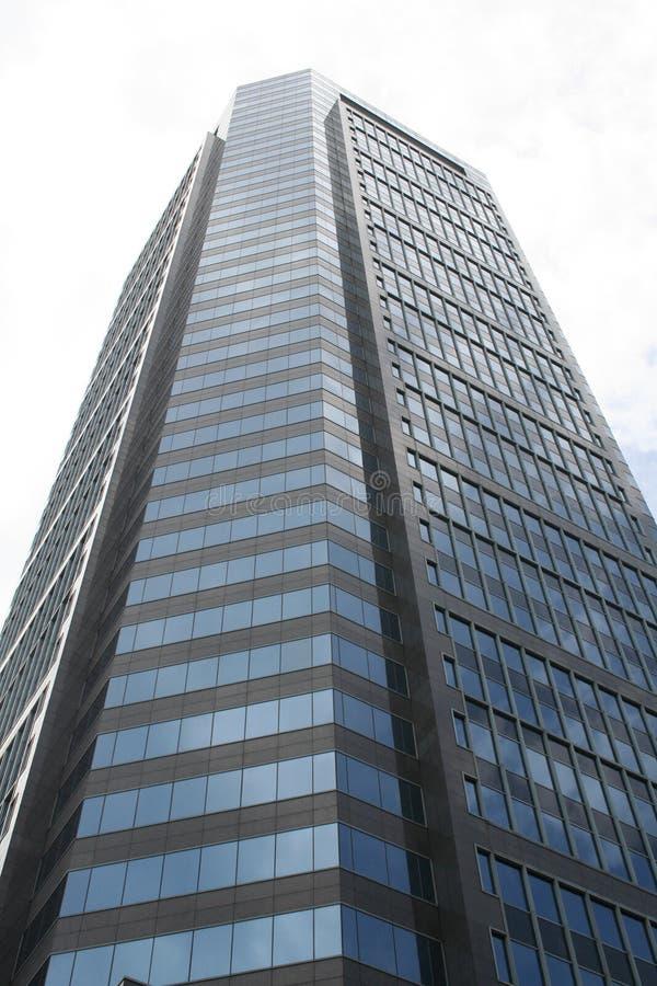 ekskluzywny wysoki kondominium wzrost zdjęcia stock