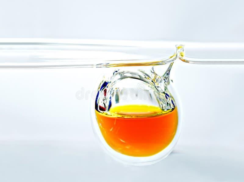 Eksperyment farmakologia zdjęcia stock