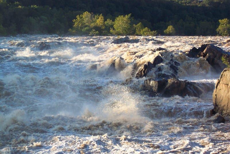 Download Eksplozja pełna zdjęcie stock. Obraz złożonej z rzeka, potomac - 25618