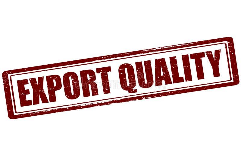 Eksportowa ilość ilustracja wektor