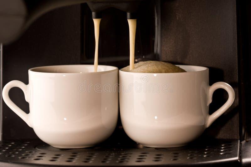 ekspres do kawy zdjęcia royalty free