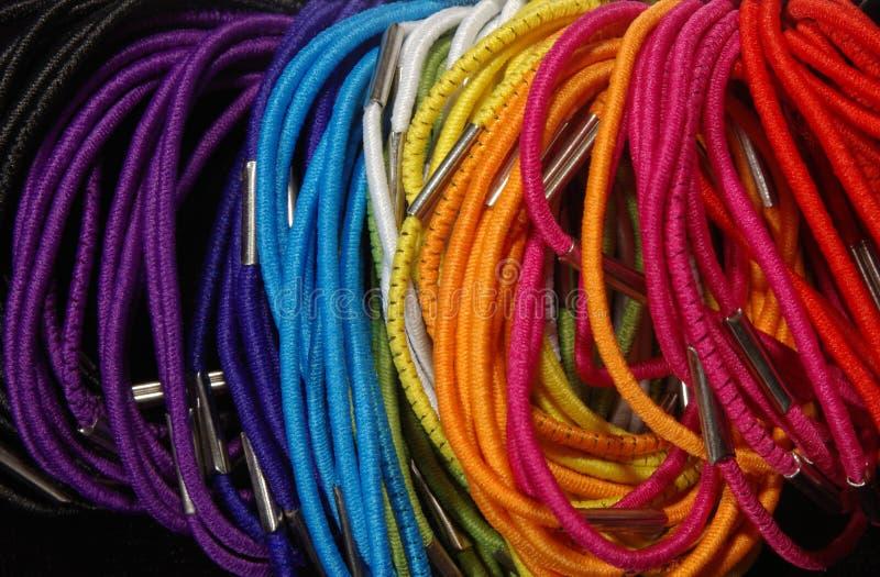 Download Elásticos do cabelo foto de stock. Imagem de estadas, gravatas - 538792
