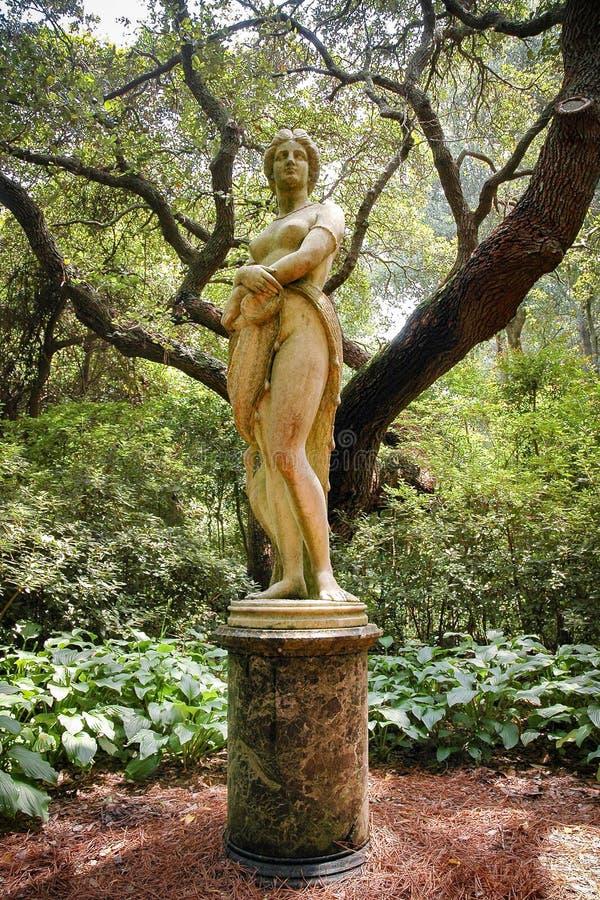 Elżbietańscy ogródy zdjęcie stock