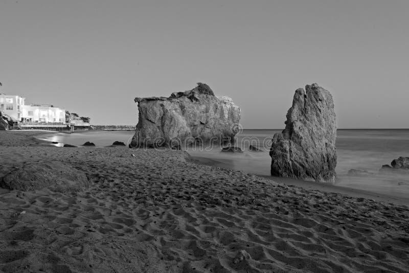 El斗牛士国家海滩 库存图片