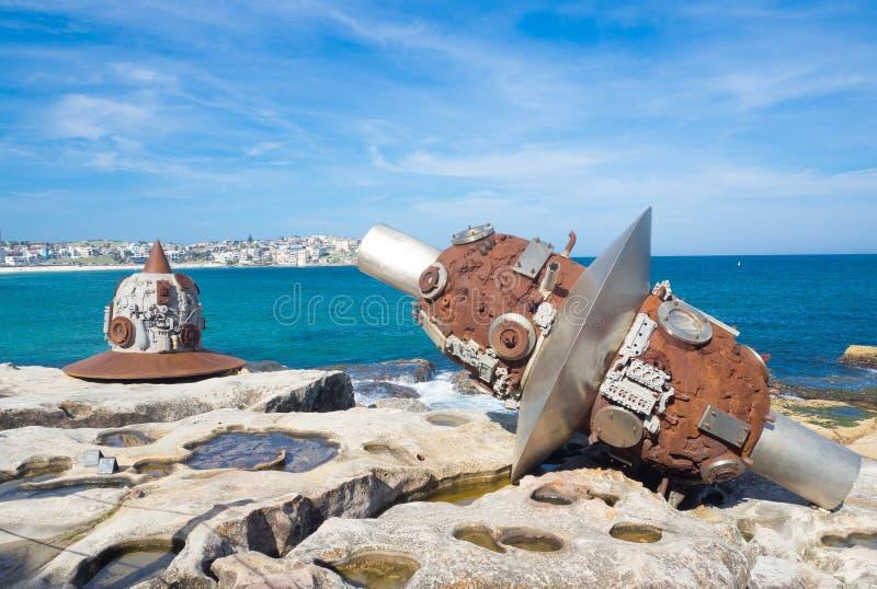 El 'plan del espacio 'es ilustraciones esculturales al lado de pinchang del Lv en la escultura por los acontecimientos anuales de fotografía de archivo libre de regalías