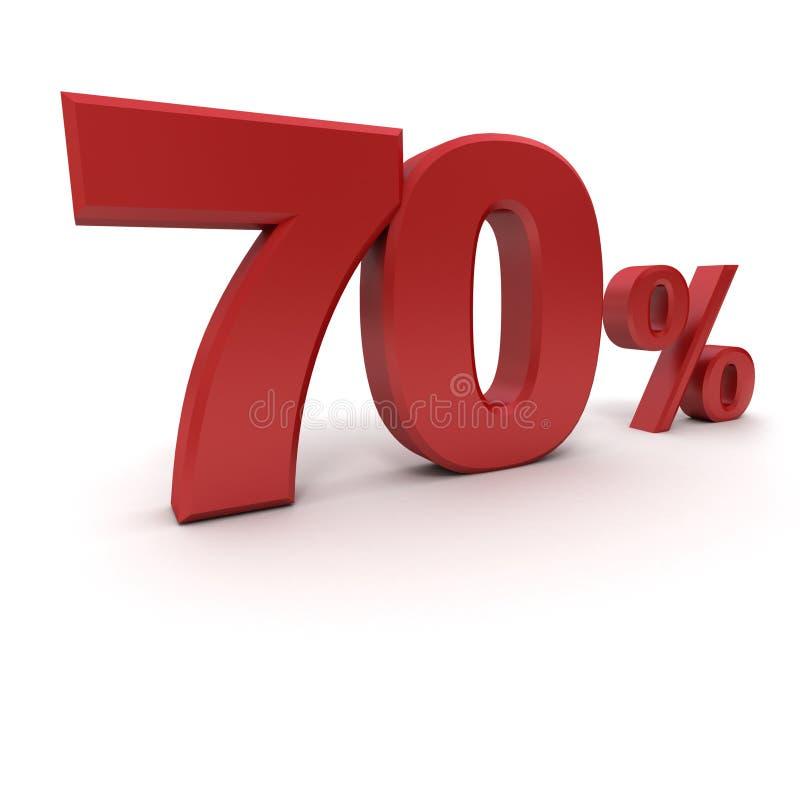 el 70% libre illustration