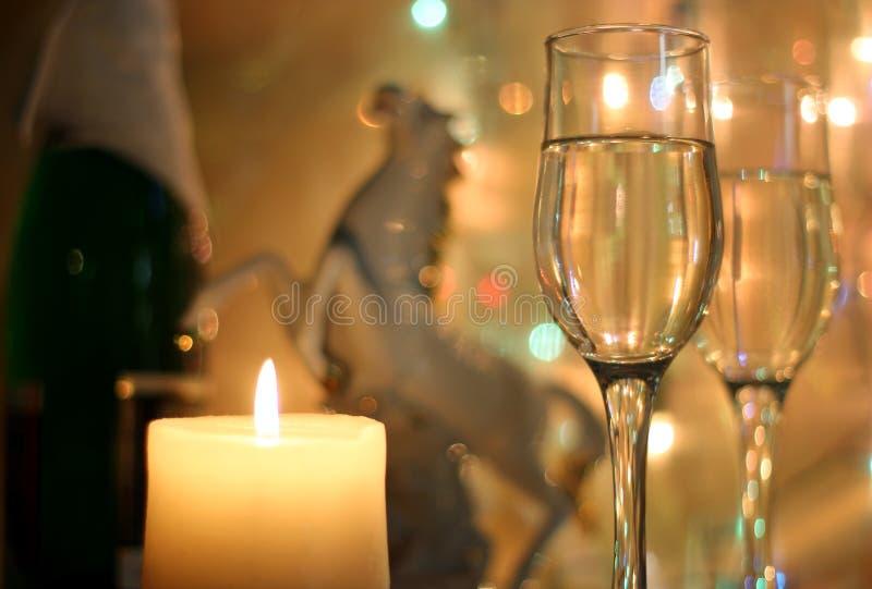 El Año Nuevo del caballo imagen de archivo