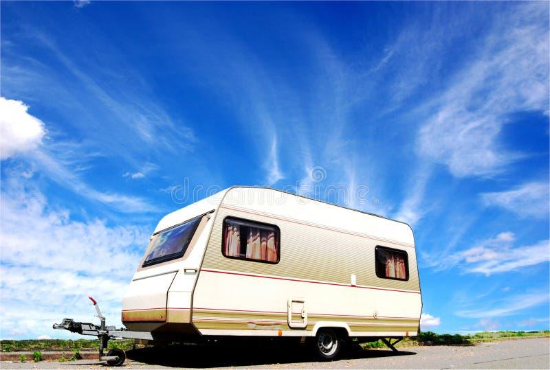 El acampar