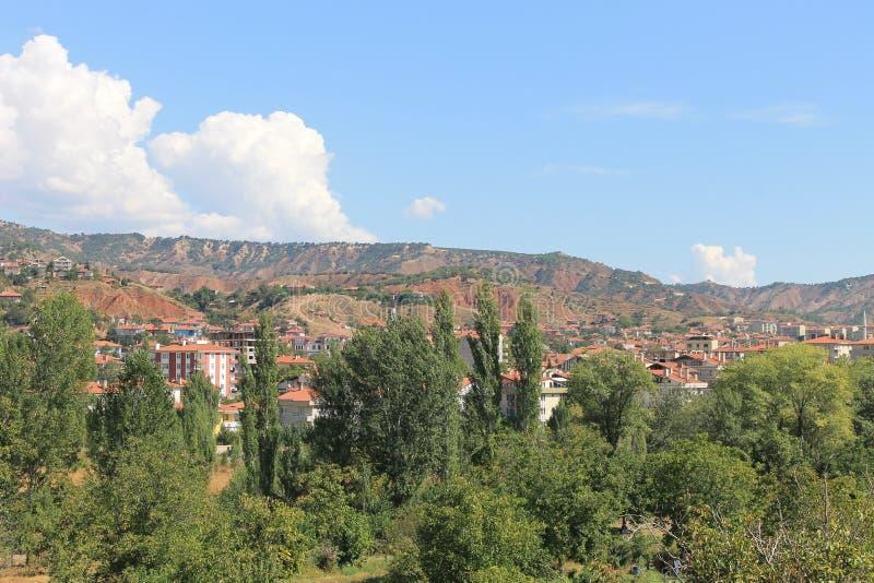 El acuerdo Nalihan Ankara regional Turquía, reserva de naturaleza fotos de archivo