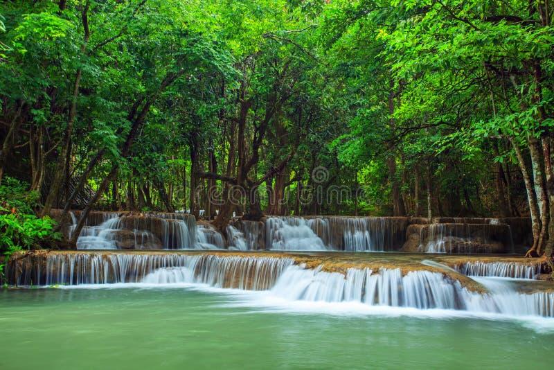 Download El Agua Del Kamin De Los Mae De Huay Cae La Provincia W Del Kanchanaburi Del Parque Nacional Imagen de archivo - Imagen de mirada, nivel: 64201619