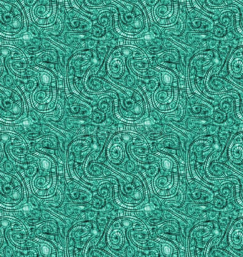 El agua rasguña el modelo inconsútil del efecto abstracto libre illustration