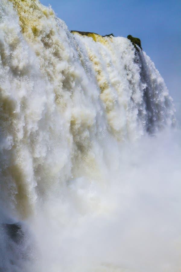 El agua salpica y niebla imágenes de archivo libres de regalías
