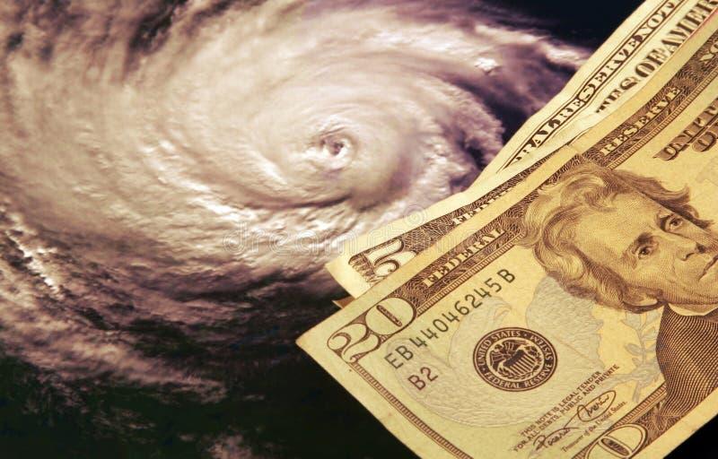 El alto coste de huracanes fotos de archivo libres de regalías