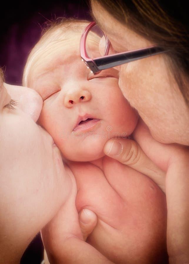 El amor de madre foto de archivo libre de regalías