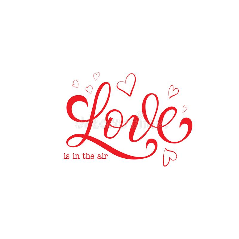El amor del d?a de la tarjeta del d?a de San Valent?n s y el fondo de la venta de las sensaciones dise?an Ilustraci?n EPS10 del v libre illustration