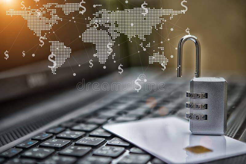 El análisis financiero, desbloquea la contabilidad imágenes de archivo libres de regalías
