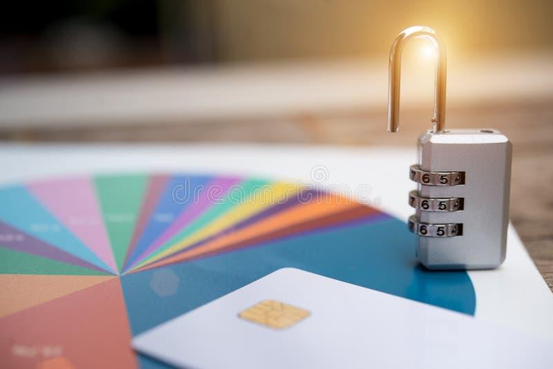 El análisis financiero, desbloquea la contabilidad imagenes de archivo