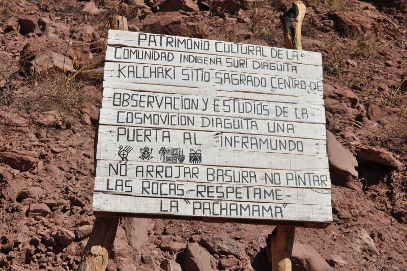 El EL Anfiteatro el anfiteatro es una formación de roca en Quebrada de las Conchas en la región de Cafayate, provincia de Salta fotos de archivo
