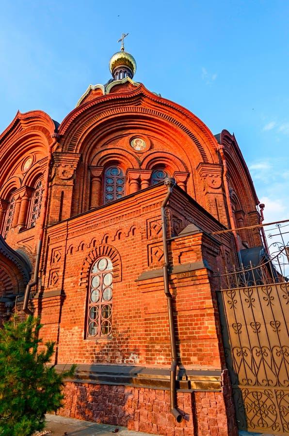 El anillo de oro de Rusia, ciudad de Vladimir. fotos de archivo