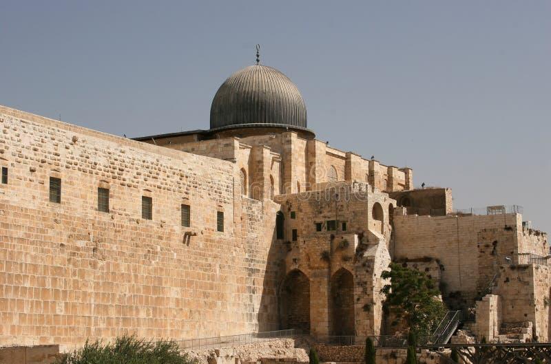 EL Aqsa immagine stock