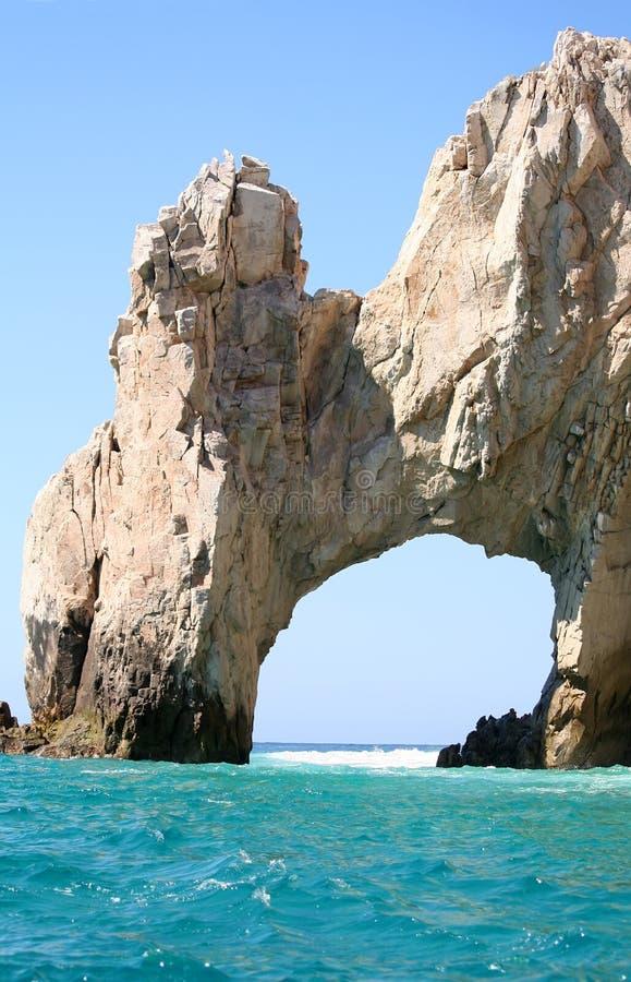 EL Arco, Cabo San Lucas imagenes de archivo