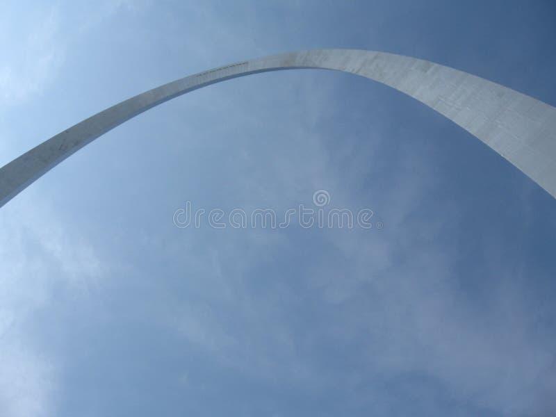 El arco del Gateway foto de archivo libre de regalías