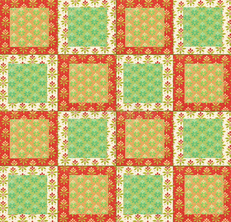El arreglo del algodón ajusta para un proyecto que acolcha foto de archivo libre de regalías