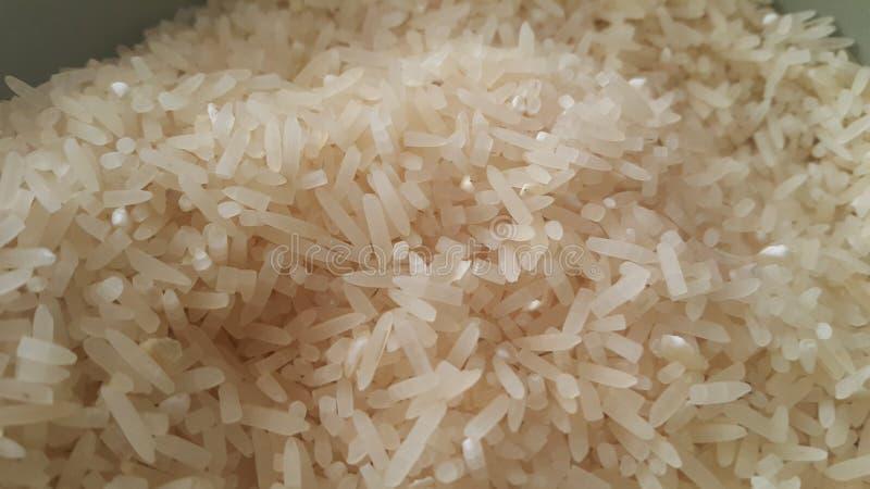 El arroz es el ingrediente alimentario consumido del mundo foto de archivo