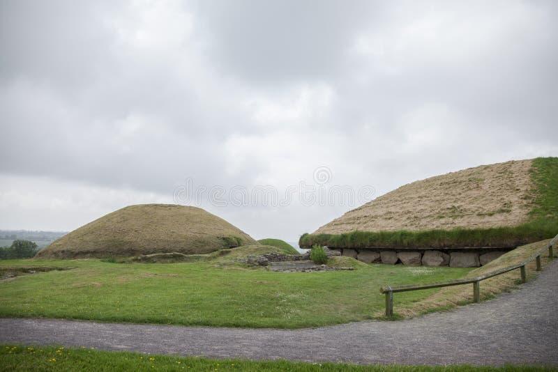 El arte megalítico del saber| El valle del arte foto de archivo