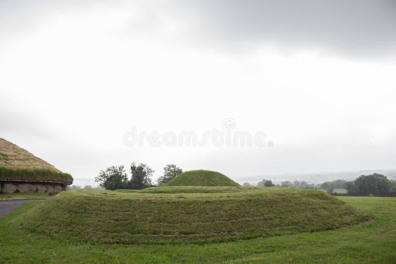 El arte megalítico del saber| El valle del arte fotografía de archivo libre de regalías