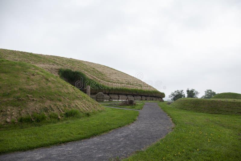 El arte megalítico del saber| El valle del arte imágenes de archivo libres de regalías