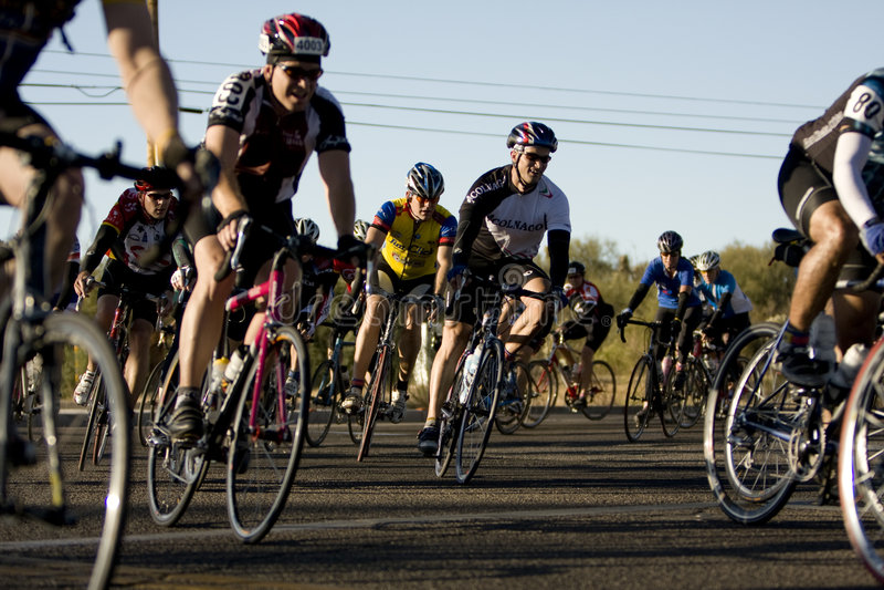EL-Ausflugde Tucson 2008 stockbild