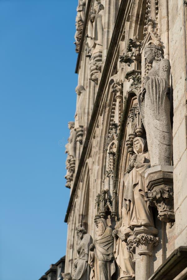 El ayuntamiento viejo - Colonia, Alemania fotos de archivo