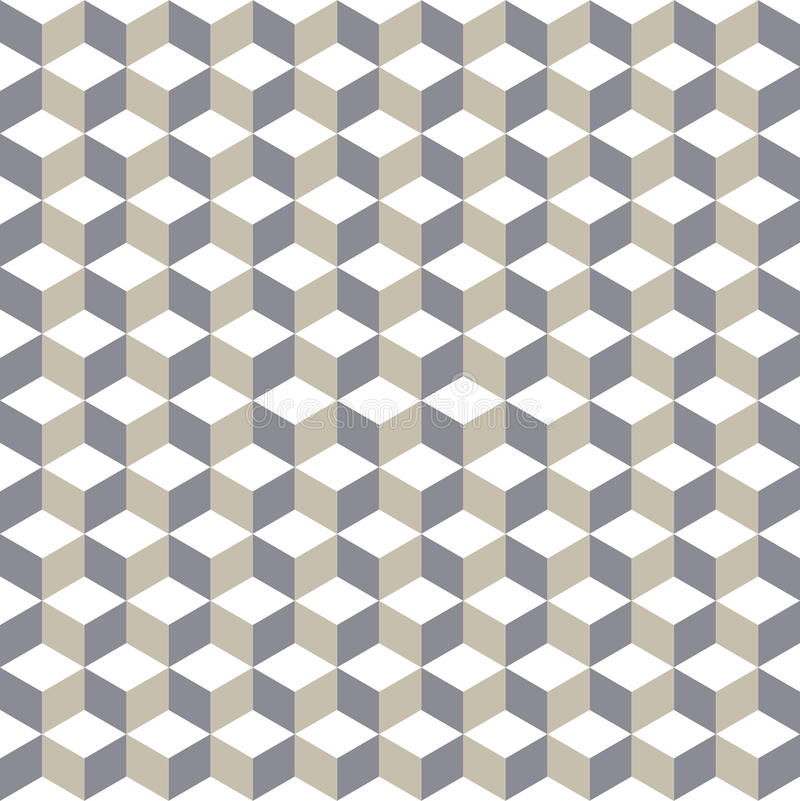 El azul agita el fondo ilustración del vector