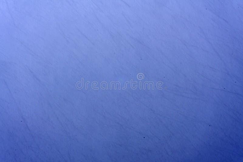 El azul concreto oscurece el fondo del grunge de la textura de la pared imagenes de archivo