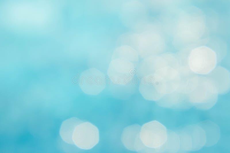 El backgruond azulverde abstracto de la falta de definición, wallpaper la onda azul con s fotos de archivo libres de regalías
