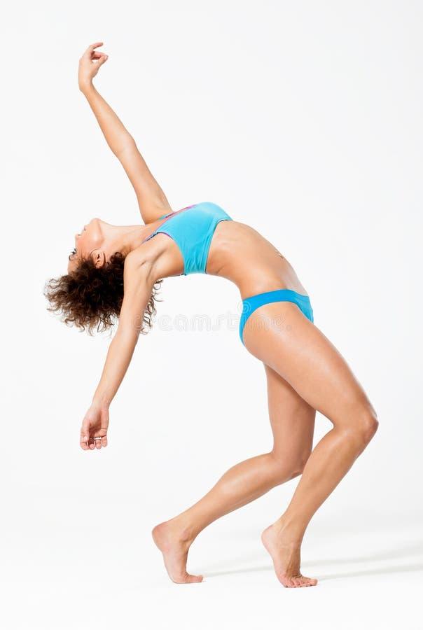El bailarín imagen de archivo libre de regalías