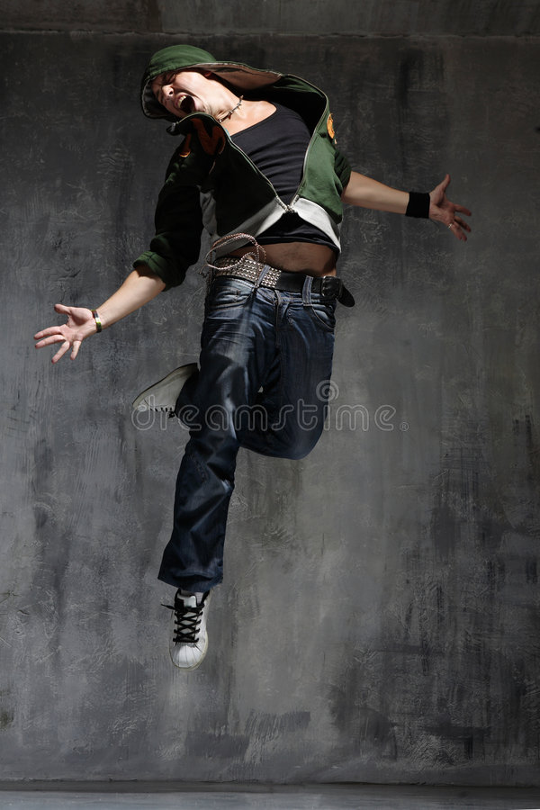 El bailarín foto de archivo libre de regalías