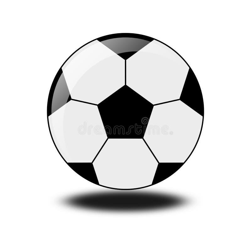 El balón de fútbol, dejó bro del juego del ` s libre illustration