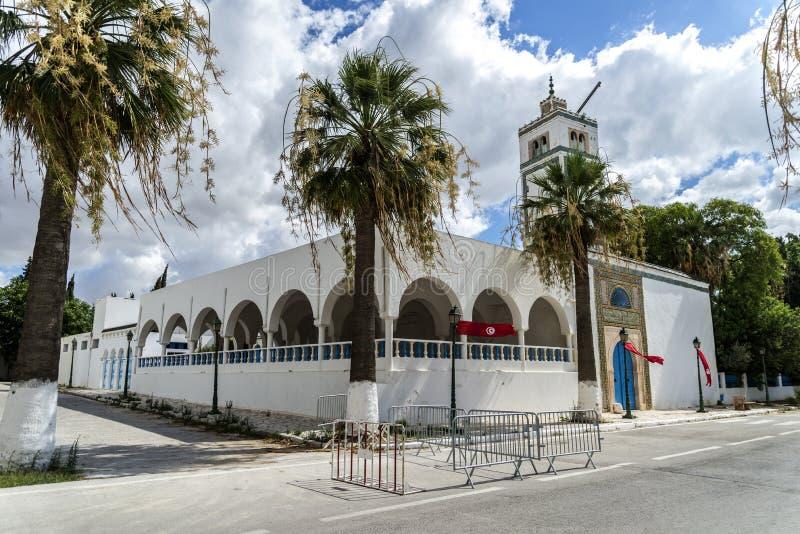El Bardo Túnez foto de archivo libre de regalías