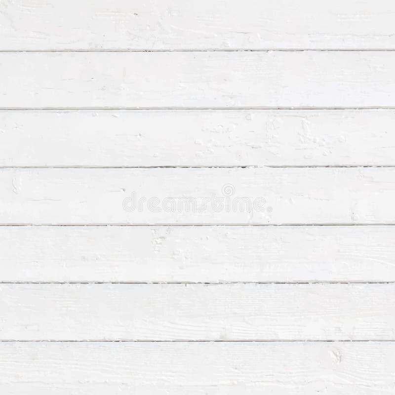 El blanco pintó la pared, cerca, piso, superficie de la tabla stock de ilustración