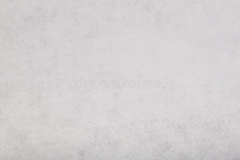 El blanco sentía el paño del tejido, fondo de la textura del primer fotografía de archivo